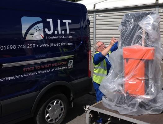 Maximising Yield & Performance - Pallet Wrap Machines