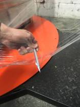 Can your stretch film withstand this?